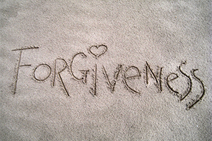 Could lovingly forgiving someone else enable me to love myself?